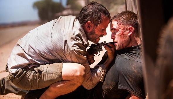 Guy Pearce y Robert Pattinson en 'The rover'