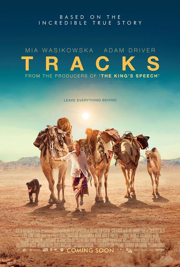 Póster de 'Tracks'