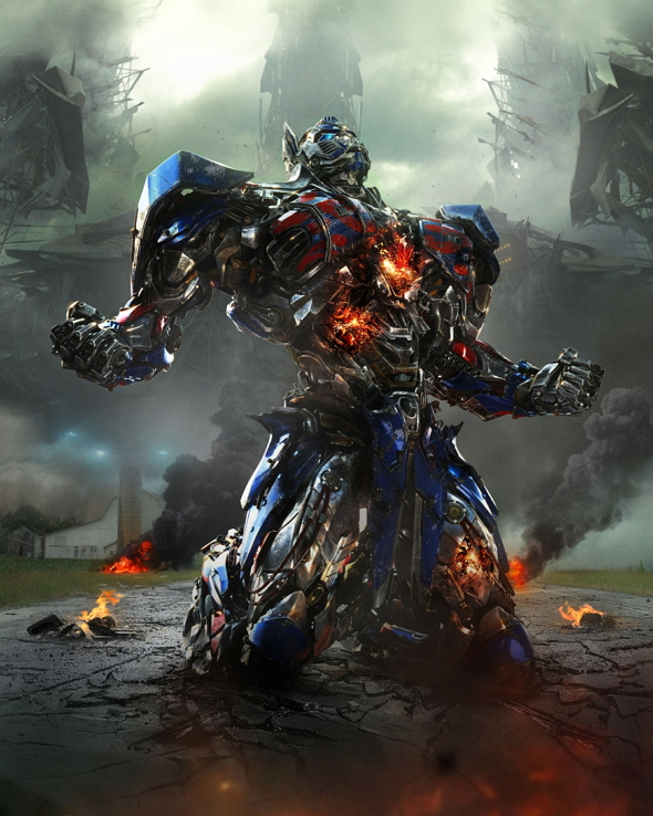 Transformers: la era de la extinción (Age of extinction)