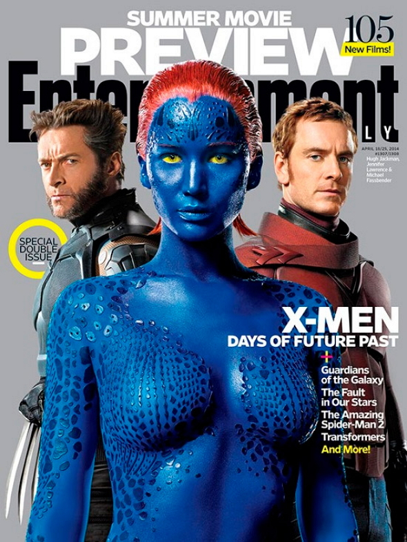 'X-Men: Días del futuro pasado (Days of future past)'