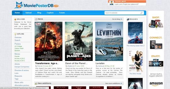 Movie Póster DB