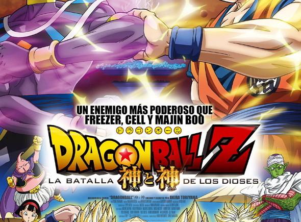 Dragon Ball Z. La batalla de los Dioses