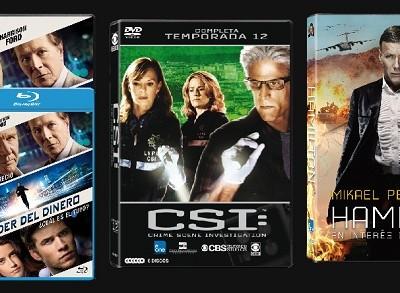 Estrenos en DVD y BD de eOne Films para el verano 2014