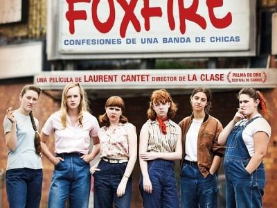 Foxfire. Póster