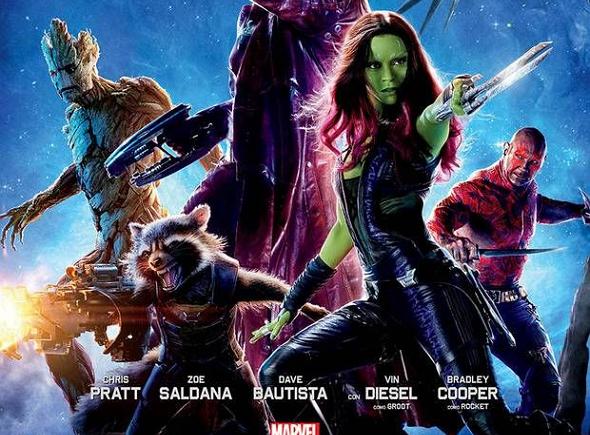 'Guardianes de la Galaxia'