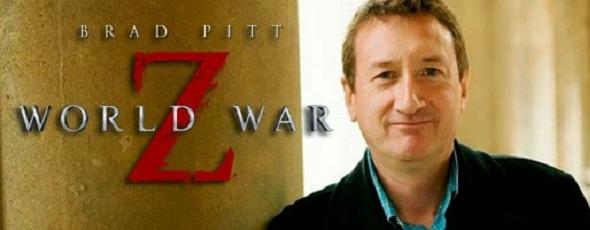 Steven Knight escribirá el guión de la secuela de 'Guerra Mundial Z'