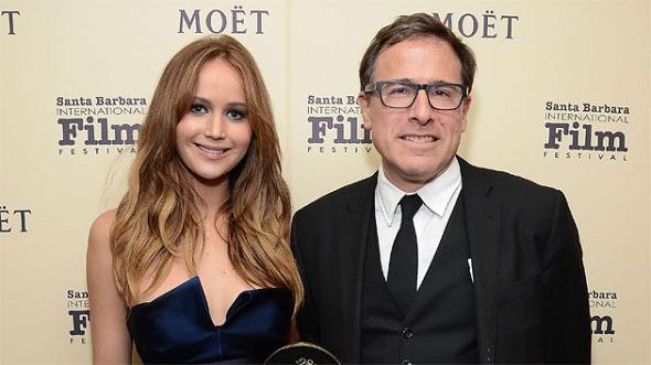Jennifer Lawrence repetirá con David O. Russell en 'Joy'
