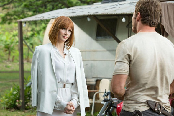 Bryce Dallas Howard en 'Jurassic World'