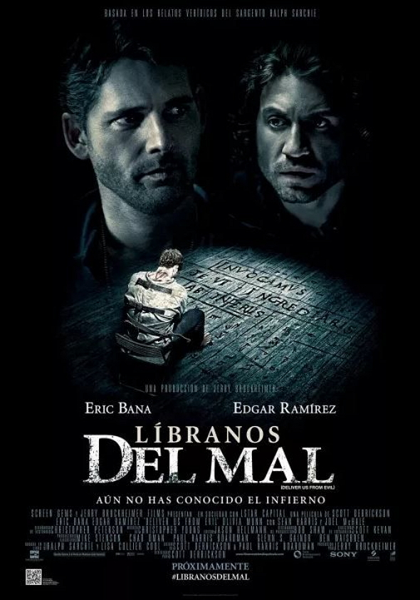 Líbranos del Mal [2014] [DvdRip] [Latino]