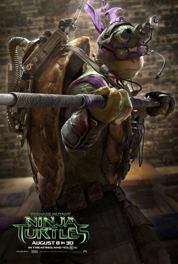 Las Tortugas Ninja (Teenage Mutant Ninja Turtles)