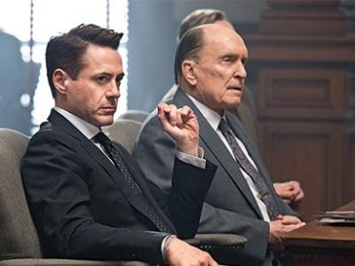 Robert Downey Jr. y Robert Duvall en la nueva imagen de 'The judge'