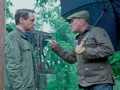 Robert Downey Jr y Robert Duvall, mano a mano en 'The judge'