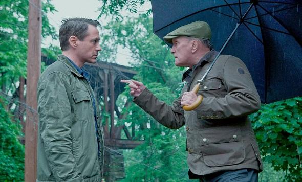 Robert Downey Jr y Robert Duvall, mano a mano en 'The judge'