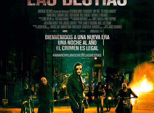 'Anarchy: La noche de las bestias'