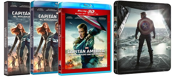 Capitan América. Todas las ediciones