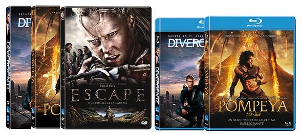 Estrenos de eOneFilms para septiembre en DVD y BD