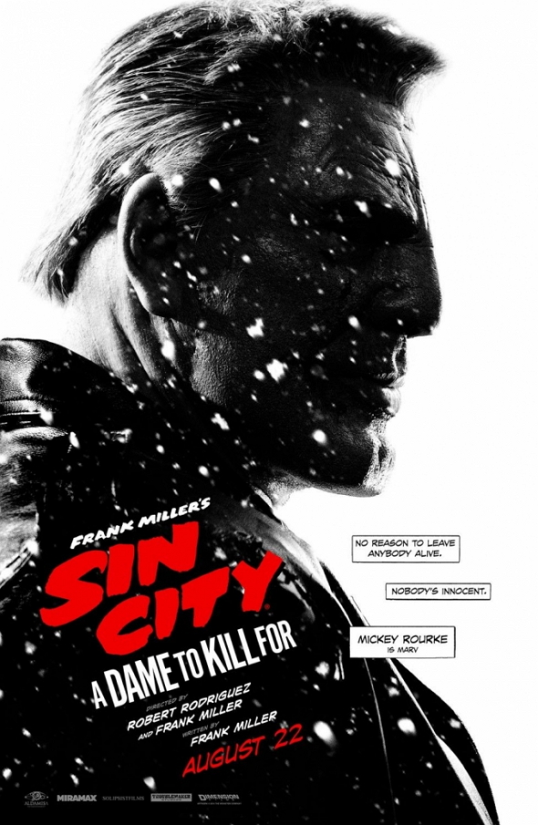 'Sin City: una dama por la que matar (A dame to kill for)'