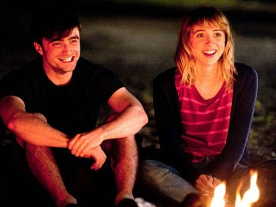 Radcliffe y Kazan en 'Amigos de más'