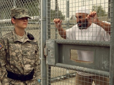 Kristen Stewart, destinada a Guantánamo en 'Camp X-Ray'