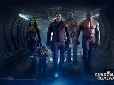 Guardianes de la Galaxia (Guardians of the Galaxy)