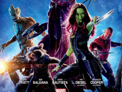 'Guardianes de la Galaxia (Guardians of the Galaxy)'