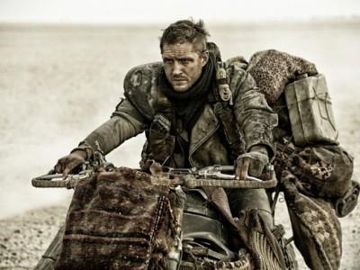 Tom Hardy protagoniza 'Mad Max: Fury road'