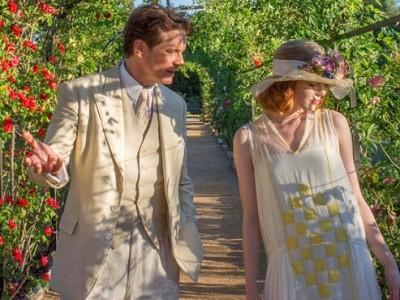 Colin Firth y Emma Stone protagonizan 'Magic in the moonlight'