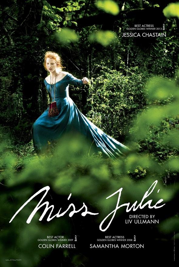 Póster de 'Miss Julie'