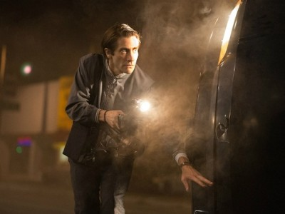 Jake Gyllenhaal busca la noticia en 'Nightcrawler'