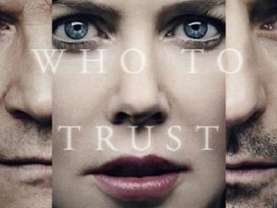 Nicole Kidman, Colin Firth y Mark Strong, trío protagonista de 'No confíes en nadie'
