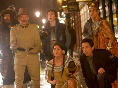 'Night at the museum: The secret of the tomb'