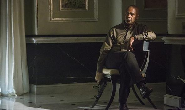 Denzel Washington en 'The equalizer'