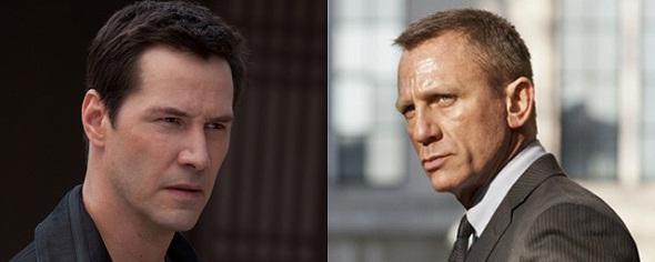 Keanu Reeves sustituye a Daniel Craig en 'The whole truth'