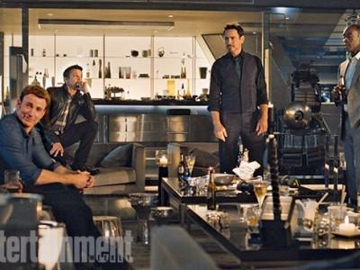 Nueva imagen de 'Los Vengadores: La era de Ultrón'