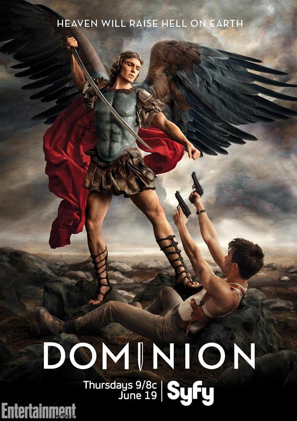 'Hablando de Series': 'Dominion'