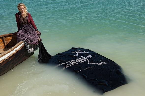 Hablando de Series Black Sails