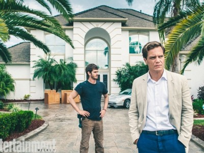 Andrew Garfield y Michael Shannon en '99 homes'
