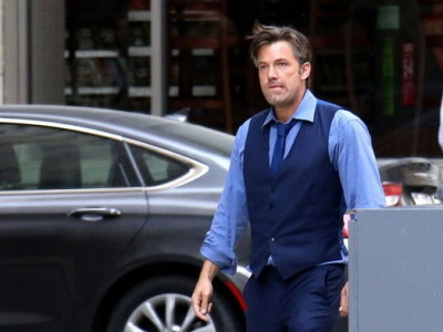 Ben Affleck como Bruce Wayne en 'Batman v Superman: Dawn of Justice'