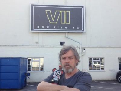 Star Wars VII Mark Hamill