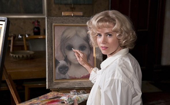 Amy Adams en 'Big eyes'