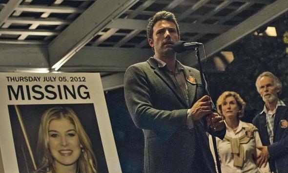 Ben Affleck protagoniza lo nuevo de David Fincher