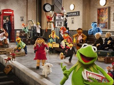 Muppets. DVD y BD