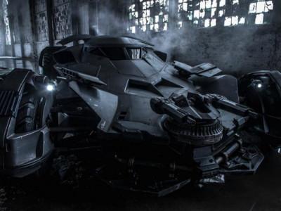 El Batmóvil