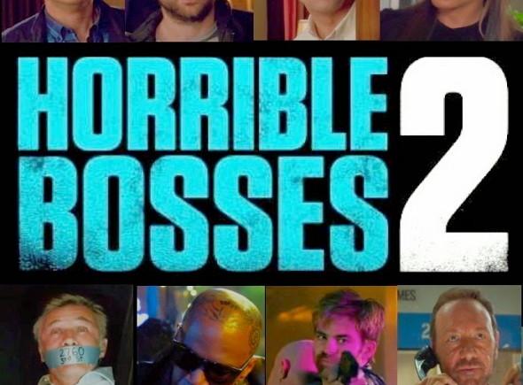 Cómo acabar sin tu jefe 2 (Horrible Bosses 2)