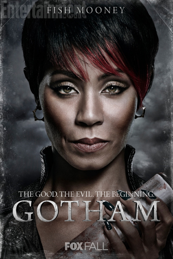 Jada Pinkett  alias Fish Mooney  protagoniza la nueva featurette de    Jada Pinkett Smith Gotham