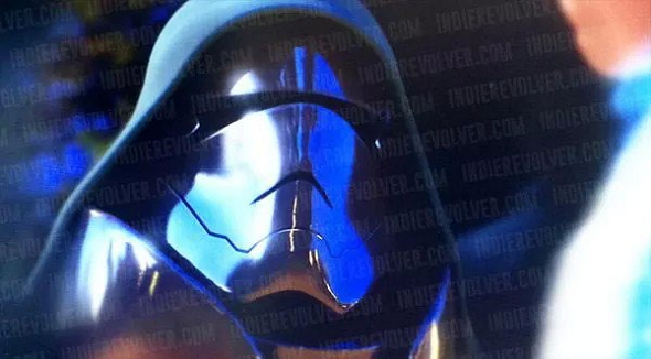 Chrome Troopers
