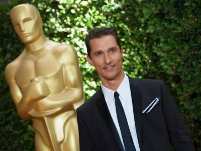 Matthew McConaughey podría protagonizar 'The company man'