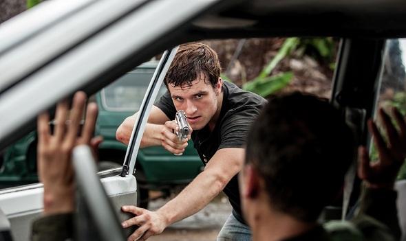 Josh Hutcherson también protagoniza 'Escobar: Paradise lost'