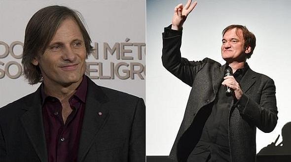 Viggo Mortensen podría colaborar con Tarantino en 'The hateful eight'