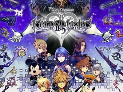 Kingdom Hearts 2.5 HD Remix para PS3